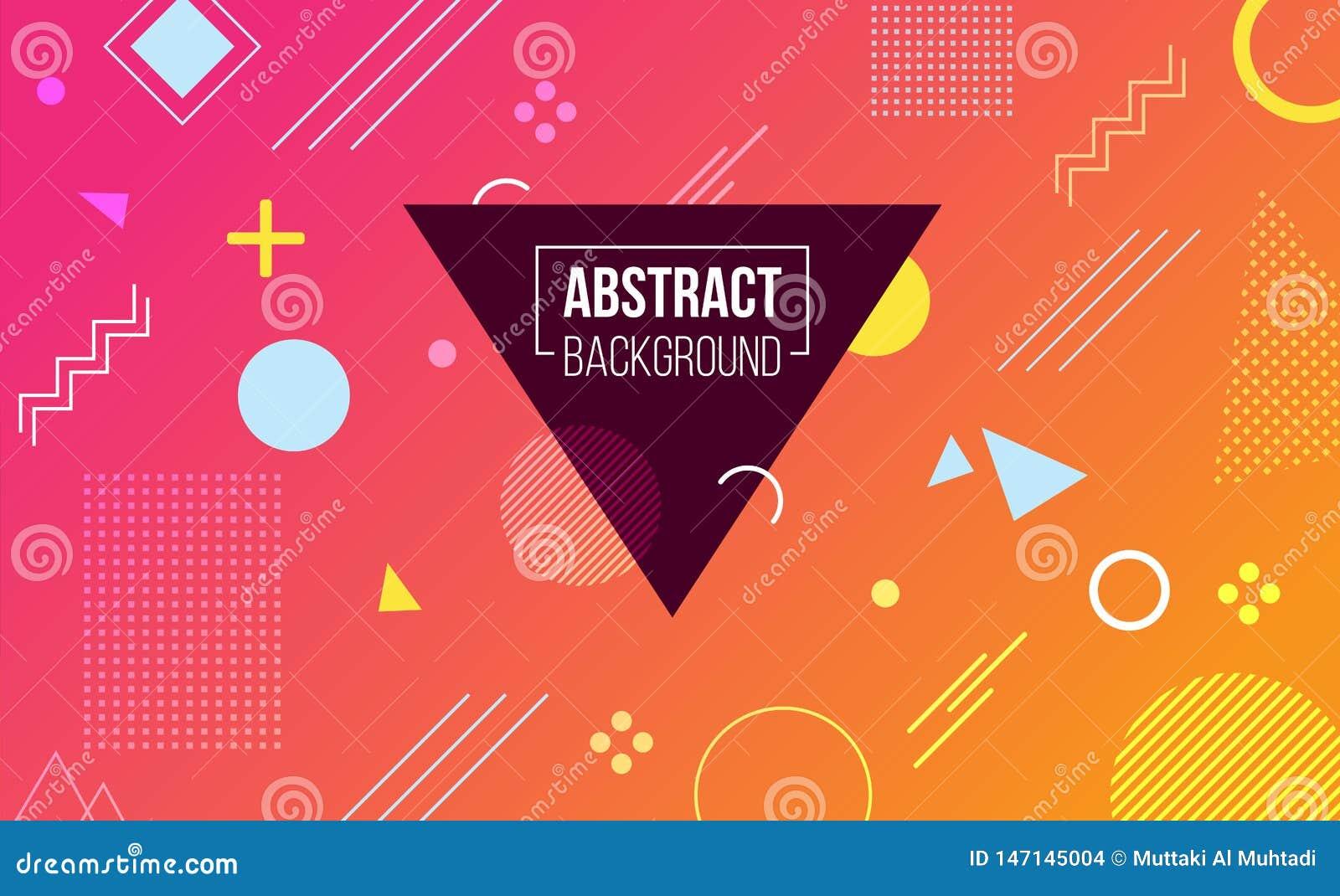 Abstrakcjonistyczny projekta t?a szablon U?ywa dla nowo?ytnego projekta, ok?adkowy dekorowa?, broszurki, flayer i karty,
