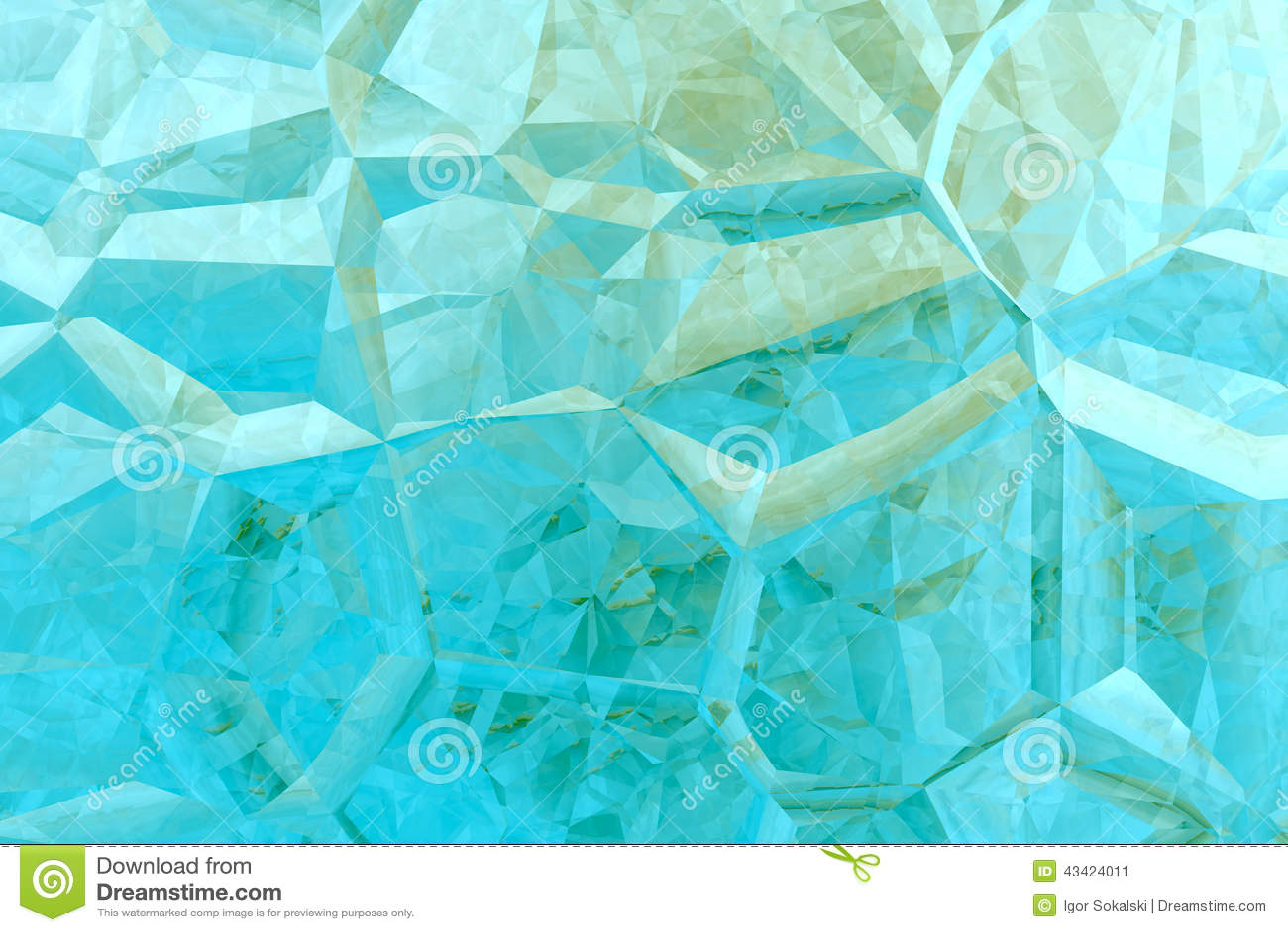 Abstrakcjonistyczny seledynu 3D tło