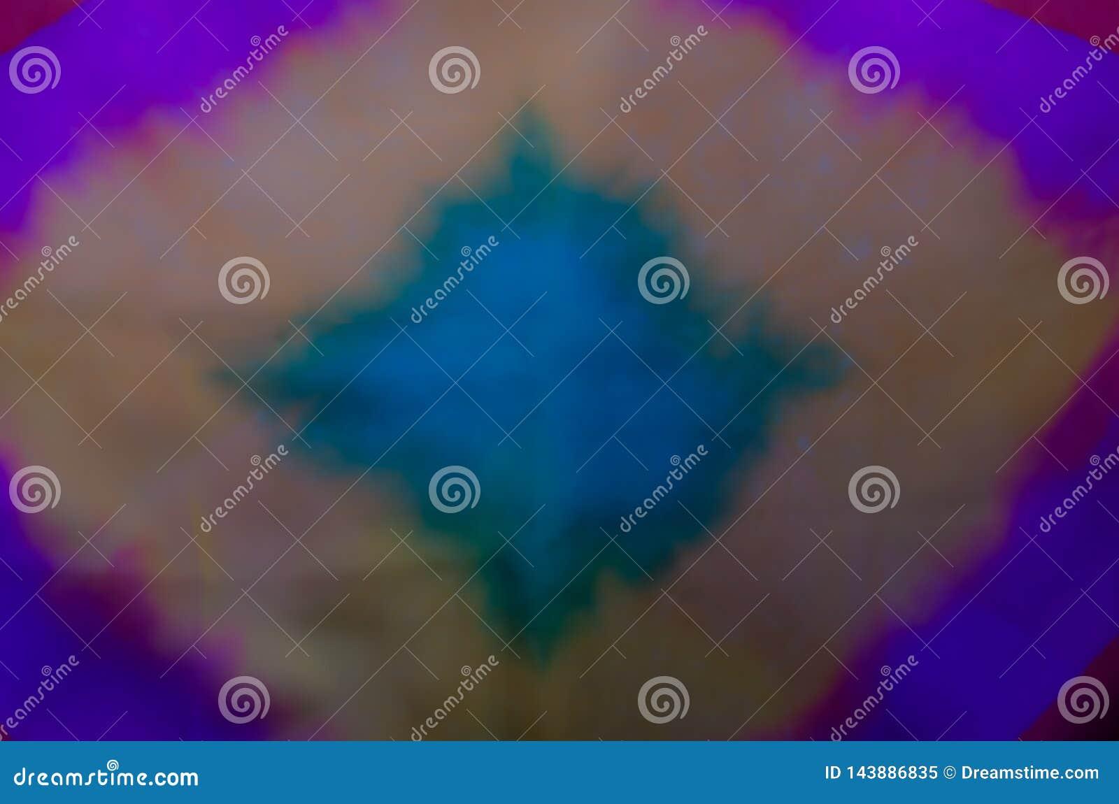 Abstrakcjonistyczny stubarwny zamazany tło kolorowe textured tła