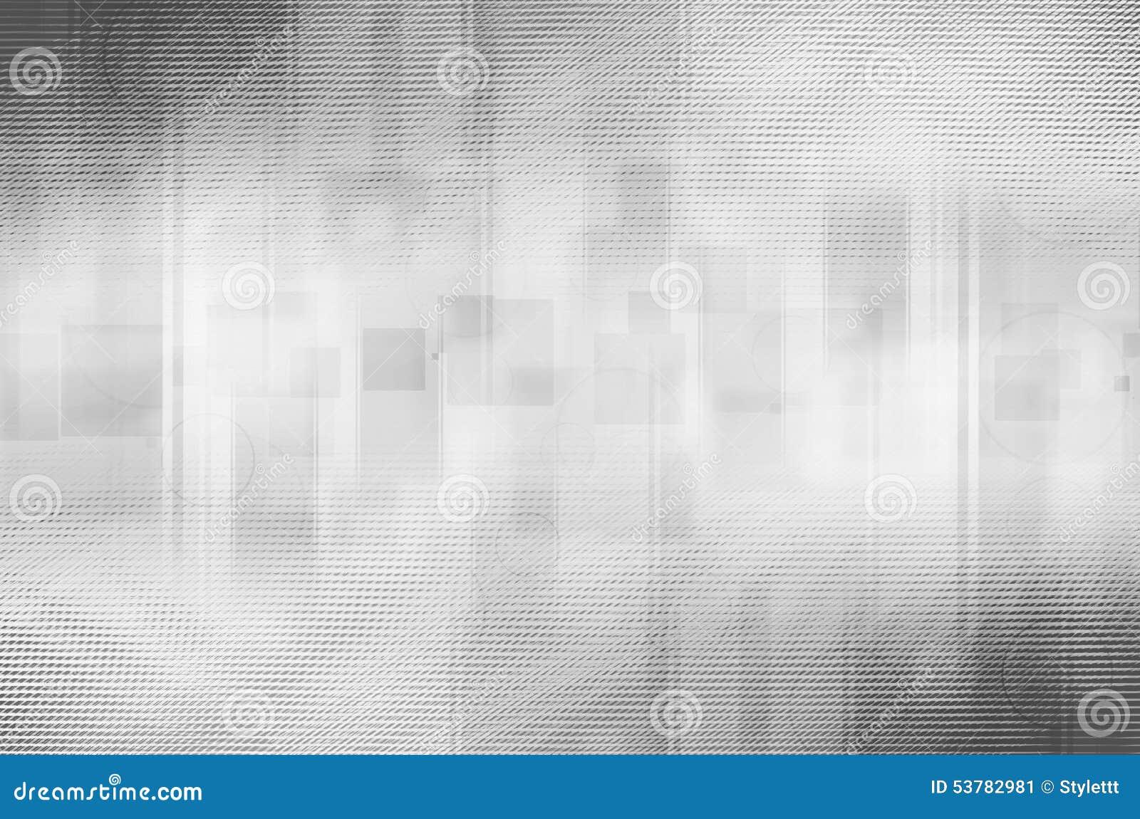 Abstrakcjonistyczny szarość okrąg i kwadrata tło