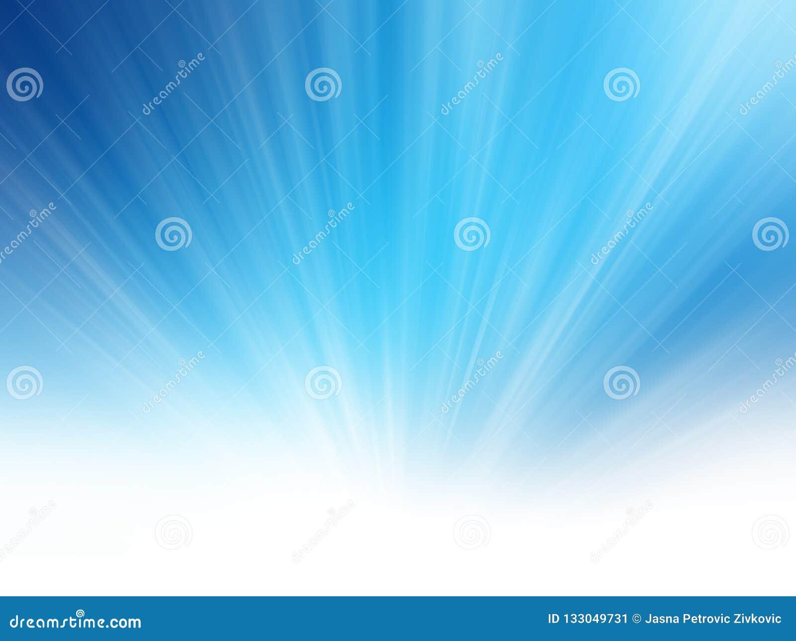 Abstrakcjonistyczny tła promieni słońce