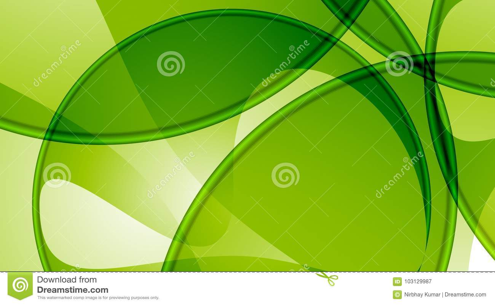 Abstrakcjonistyczny tła zieleni szablon