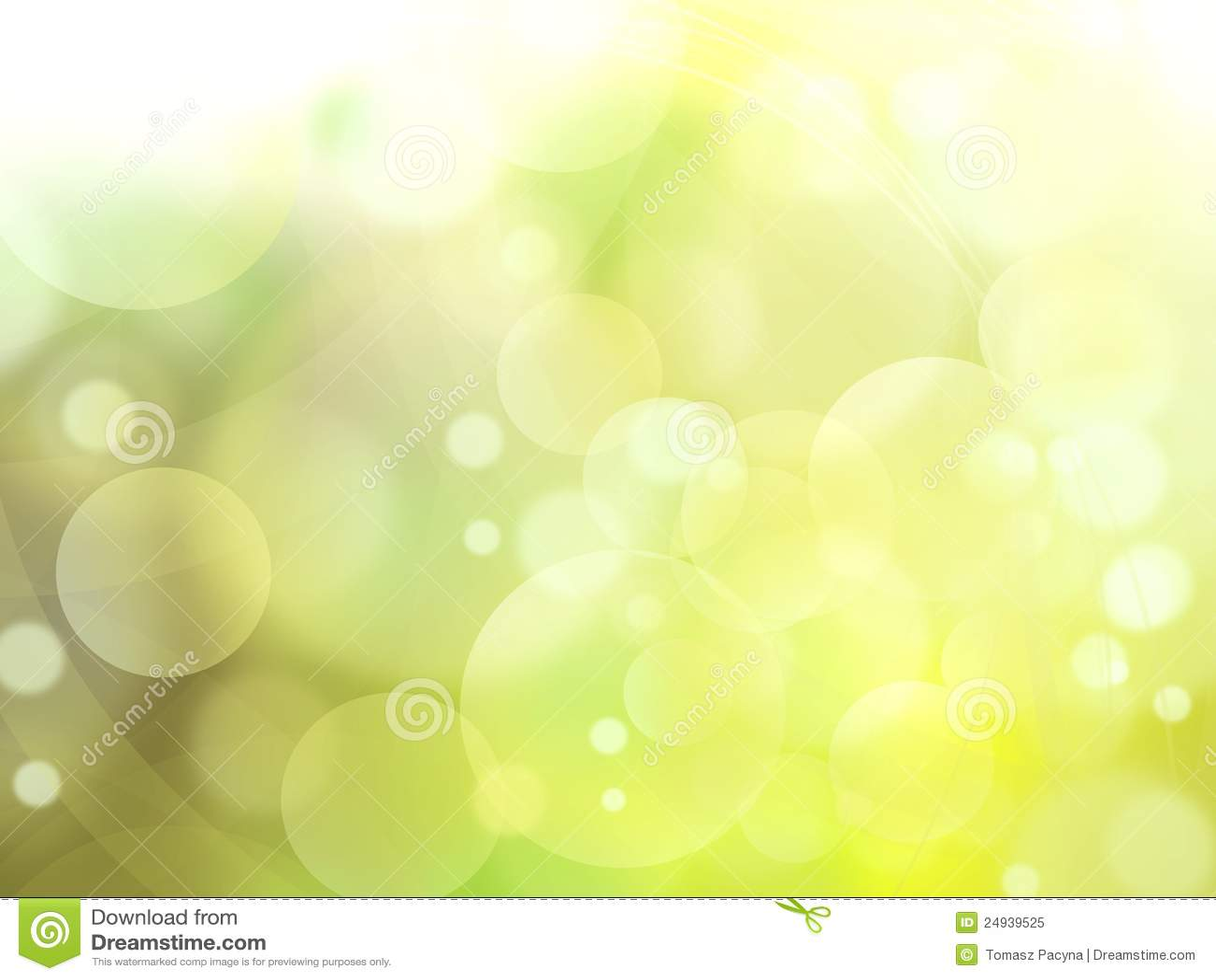 Abstrakcjonistyczny tło gulgocze zielone światło