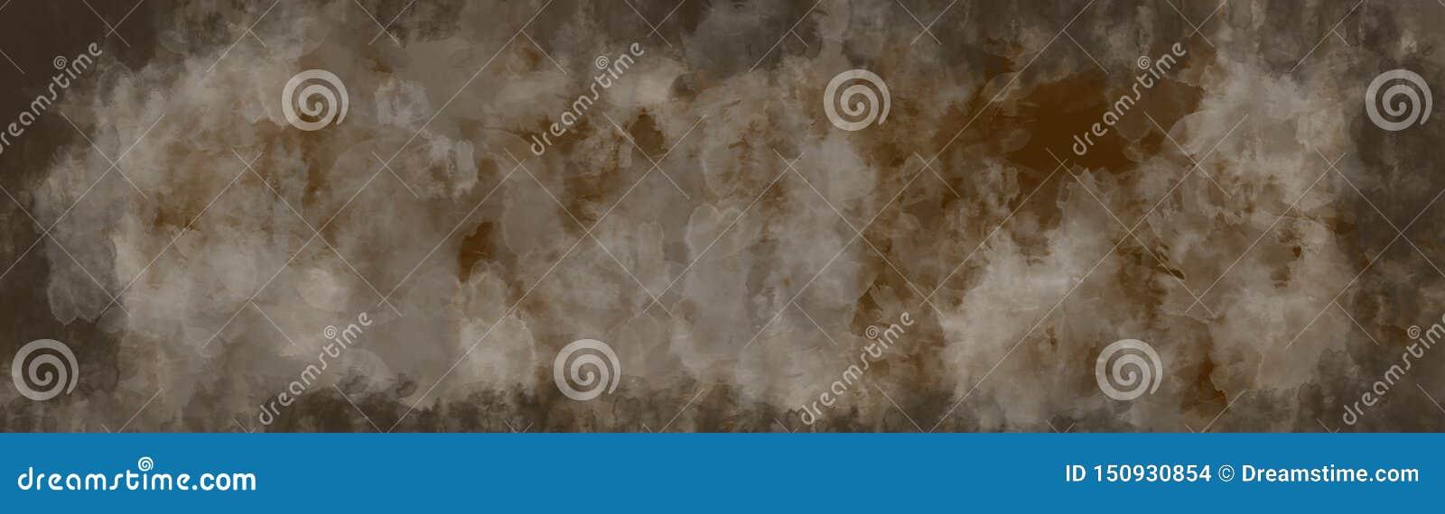 Abstrakcjonistyczny tło, rocznik tekstura z granicą