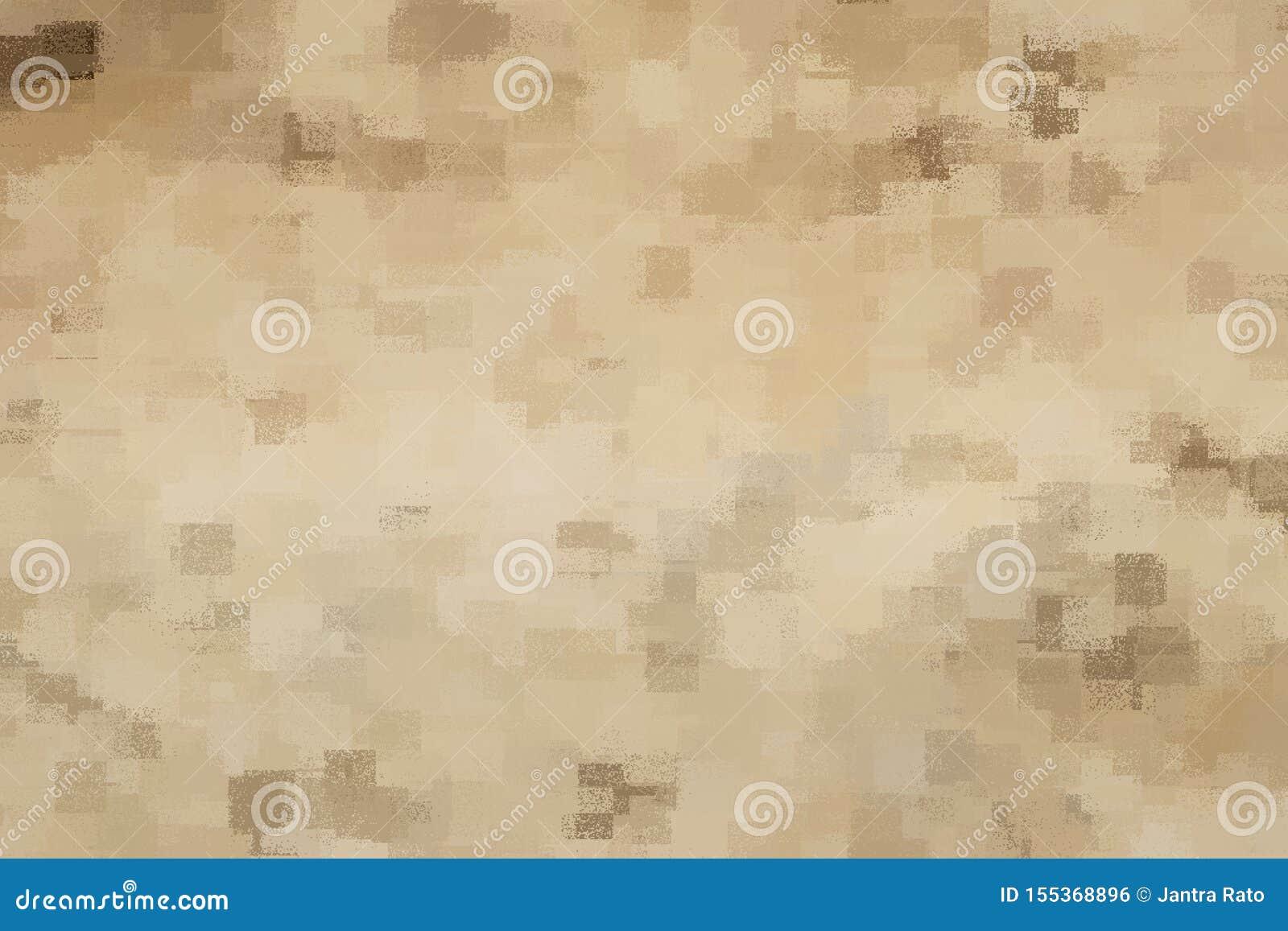 Abstrakcjonistyczny tło, abstrakcjonistyczny rocznika brązu tło