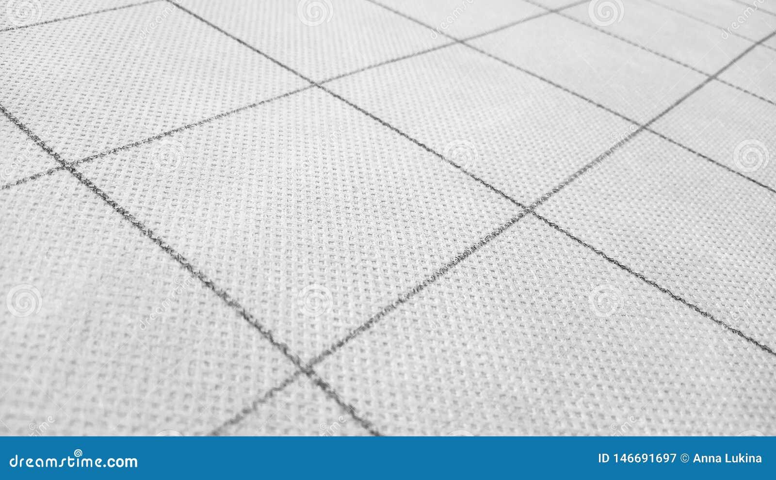 Abstrakcjonistyczny tło textured materialna powierzchnia od geometryczni deseniowi ampuła kwadraty i cienieje rozdziały jako szab