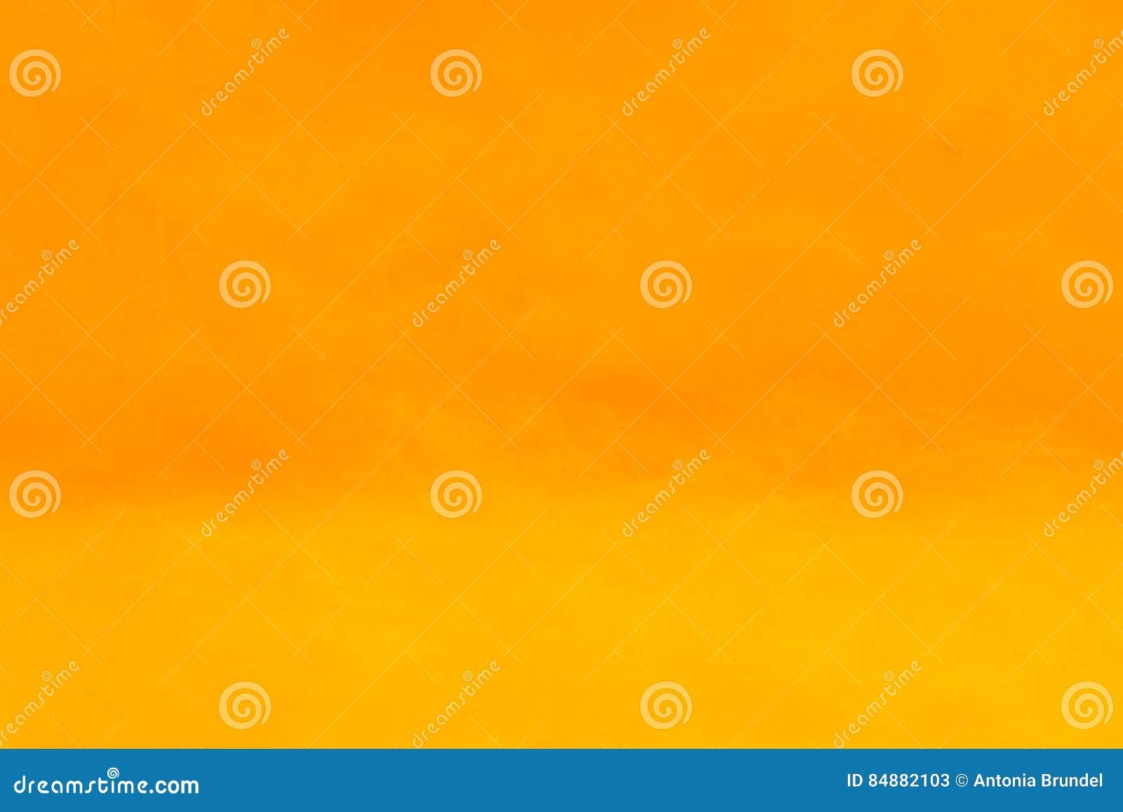 Abstrakcjonistyczny tło w pomarańcze i kolorów żółtych kolorach