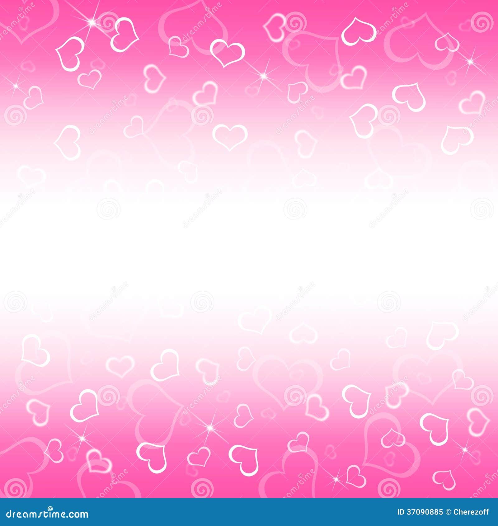 Download Abstrakcjonistyczny Tło Serca Ilustracji - Ilustracja złożonej z elementy, szorstki: 37090885