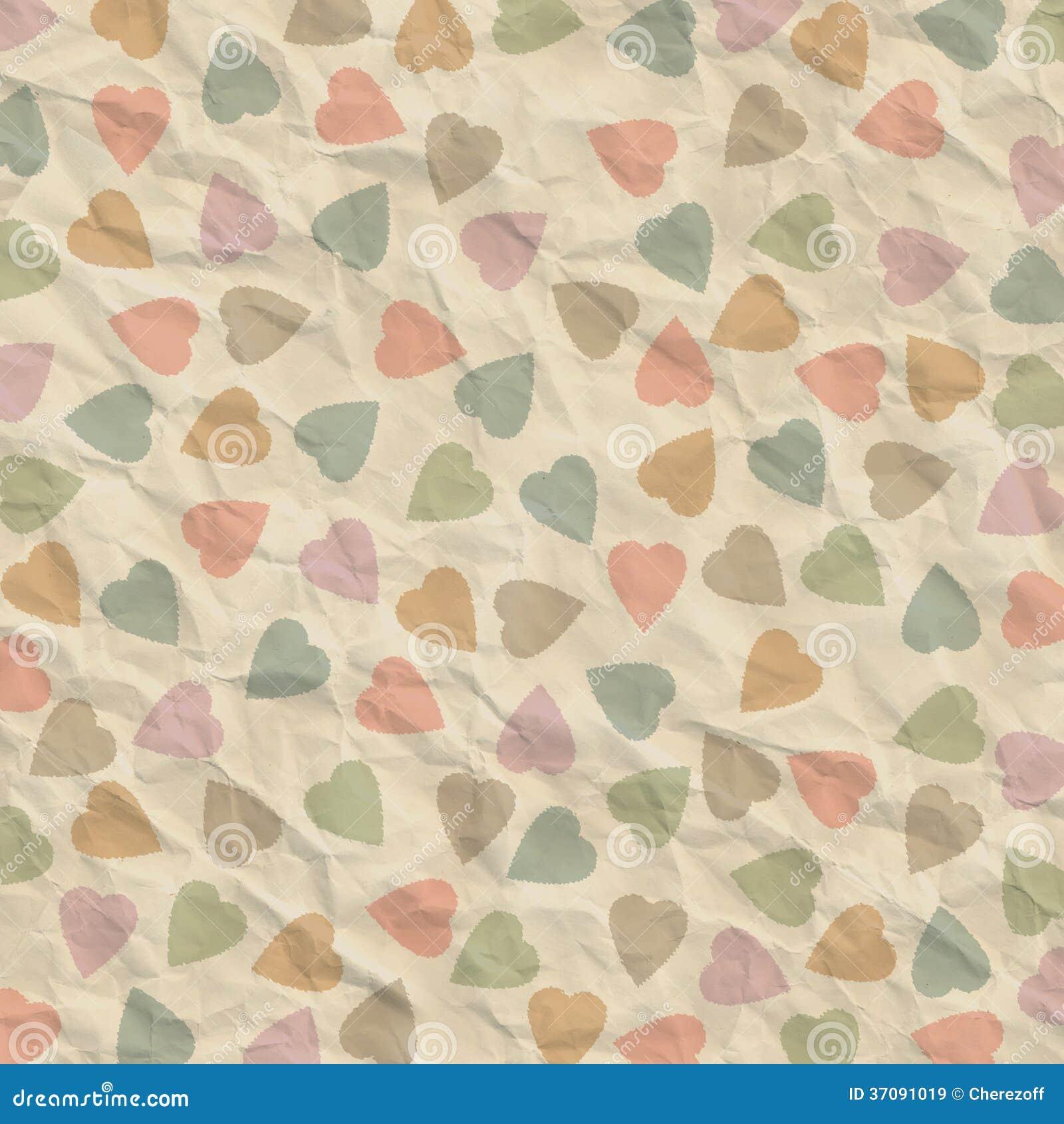 Download Abstrakcjonistyczny Tło Serca Ilustracji - Ilustracja złożonej z dużo, ikona: 37091019