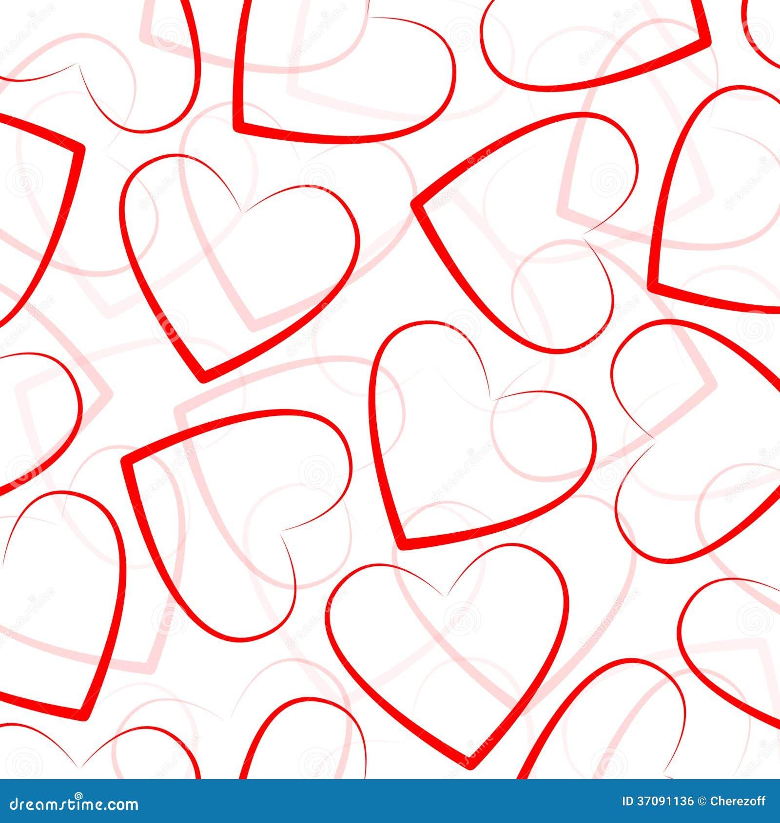 Download Abstrakcjonistyczny Tło Serca Ilustracji - Ilustracja złożonej z tło, szorstki: 37091136