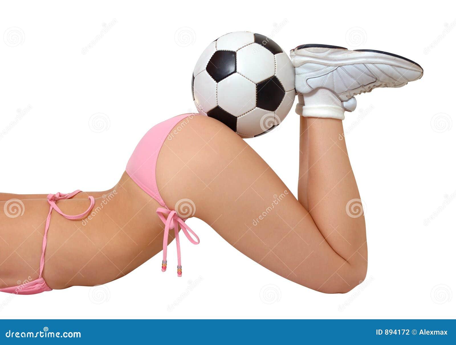 Abstrakcyjna koncepcja piłki nożnej