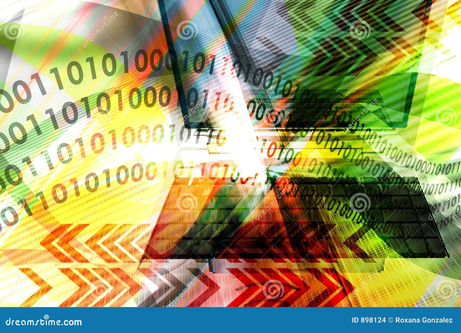 Abstrakcyjna technologii komputerowej
