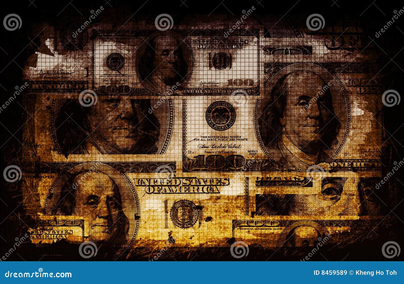 Abstrakt affärsfinans