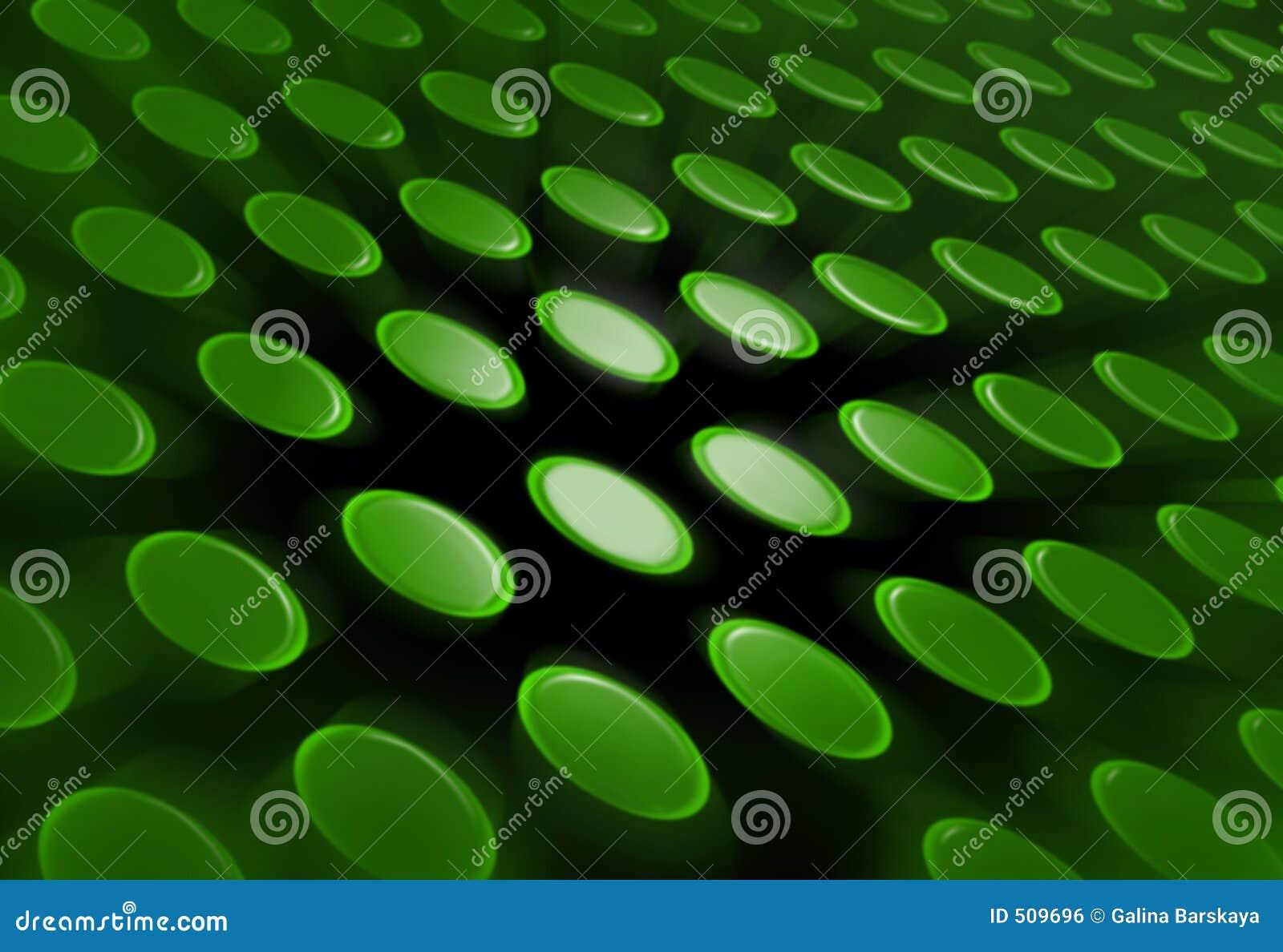 Abstrakt bakgrund buttons green