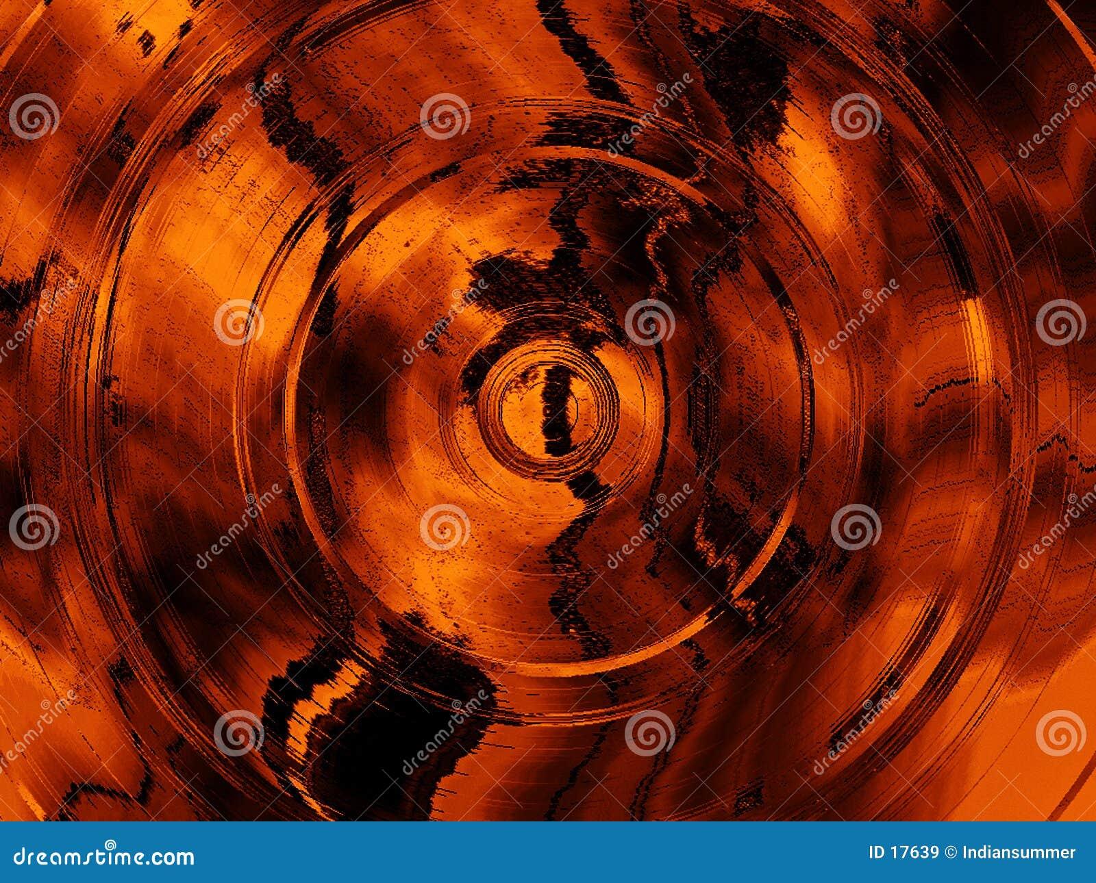 Abstrakt bakgrund cirklar grungetextur