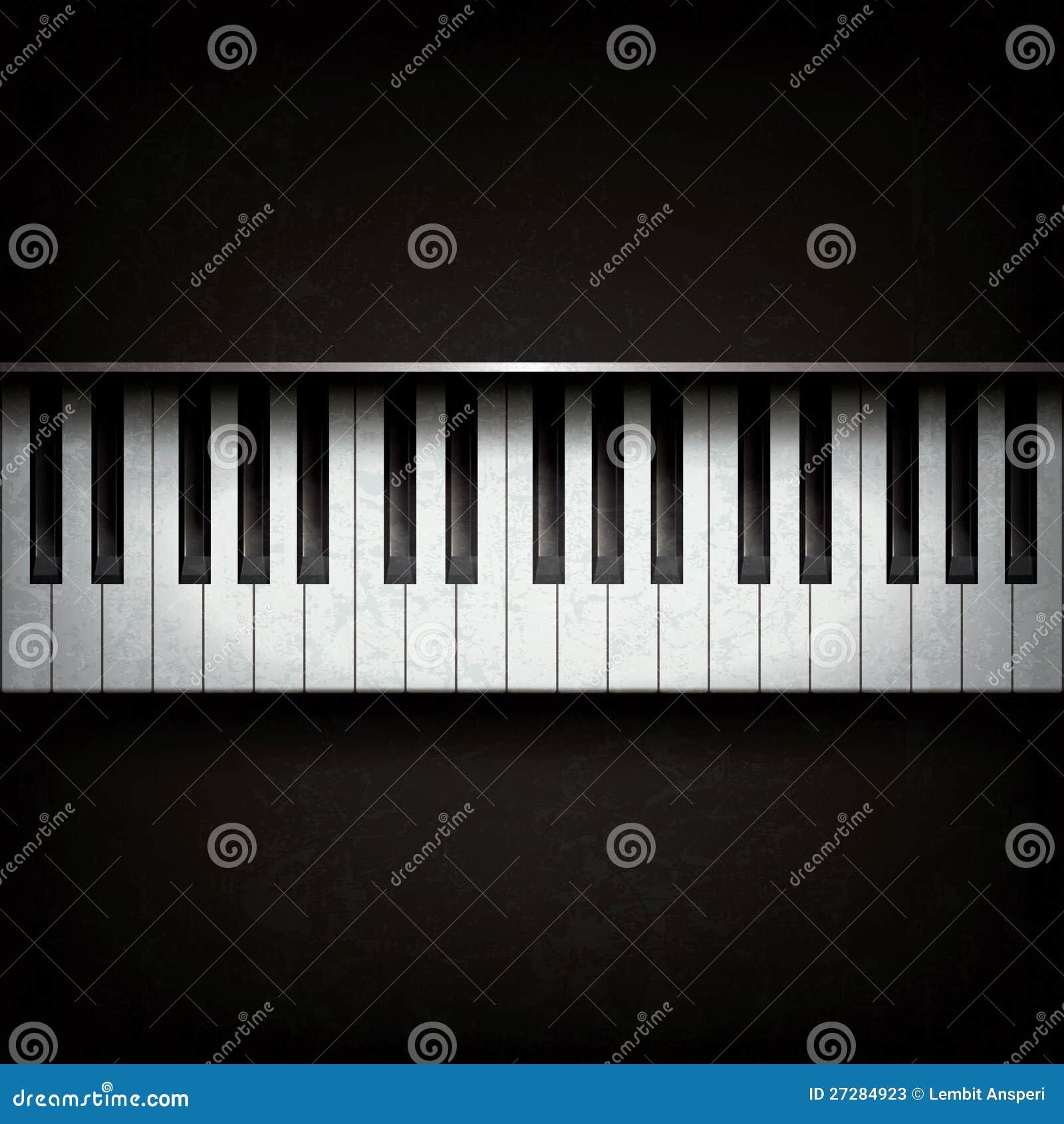 Abstrakt bakgrund för jazzmusik