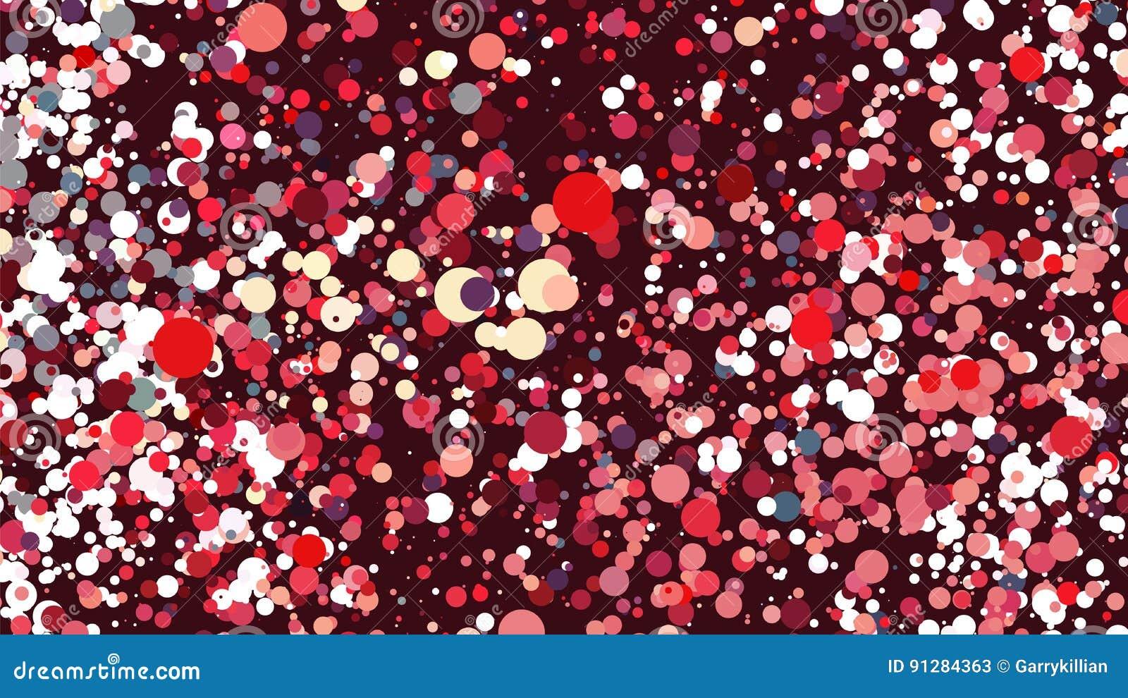 Abstrakt bakgrund med många fallande mycket små konfettistycken Det kan vara nödvändigt för kapacitet av designarbete
