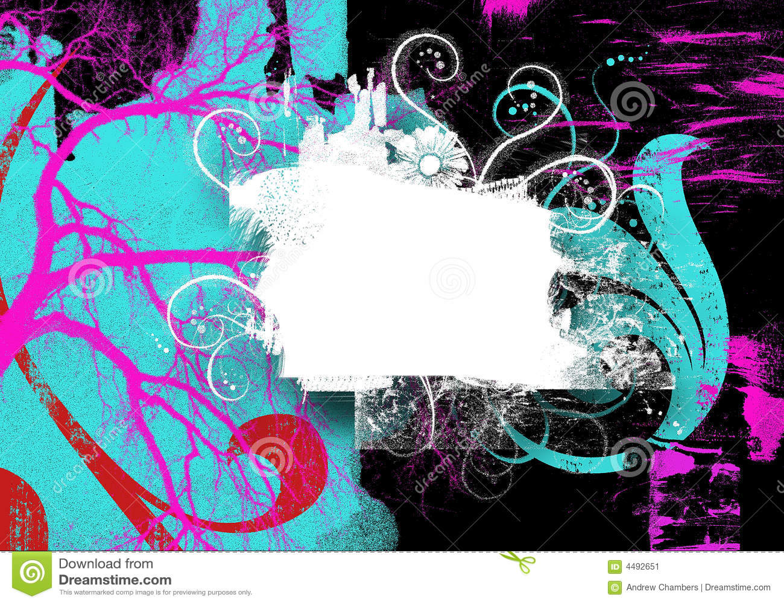 Abstrakt bakgrund swirly