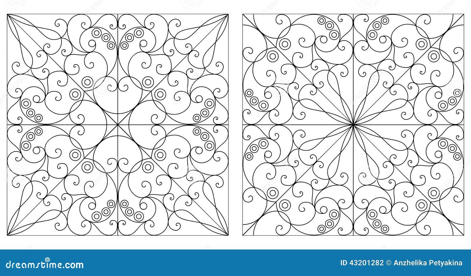 Download Abstrakt bakgrunder vektor illustrationer. Illustration av dekorativt - 43201282