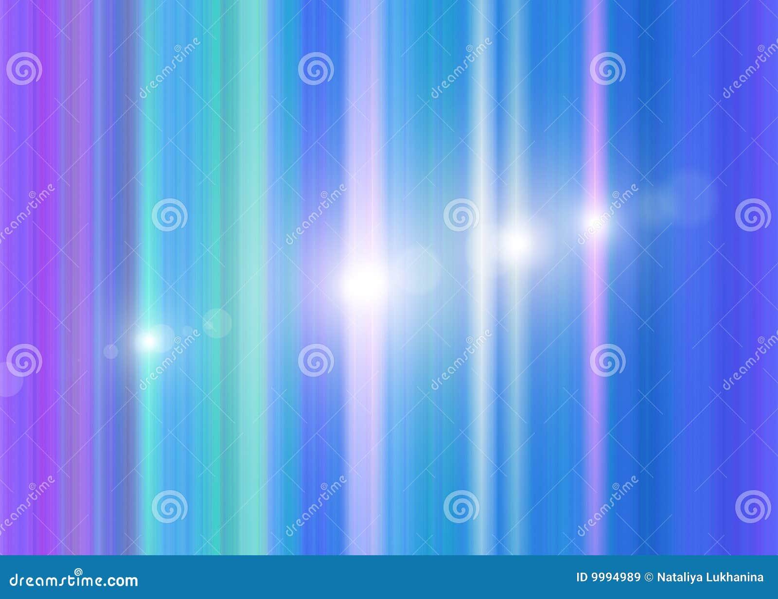 Abstrakt bakgrundsbluesignaler