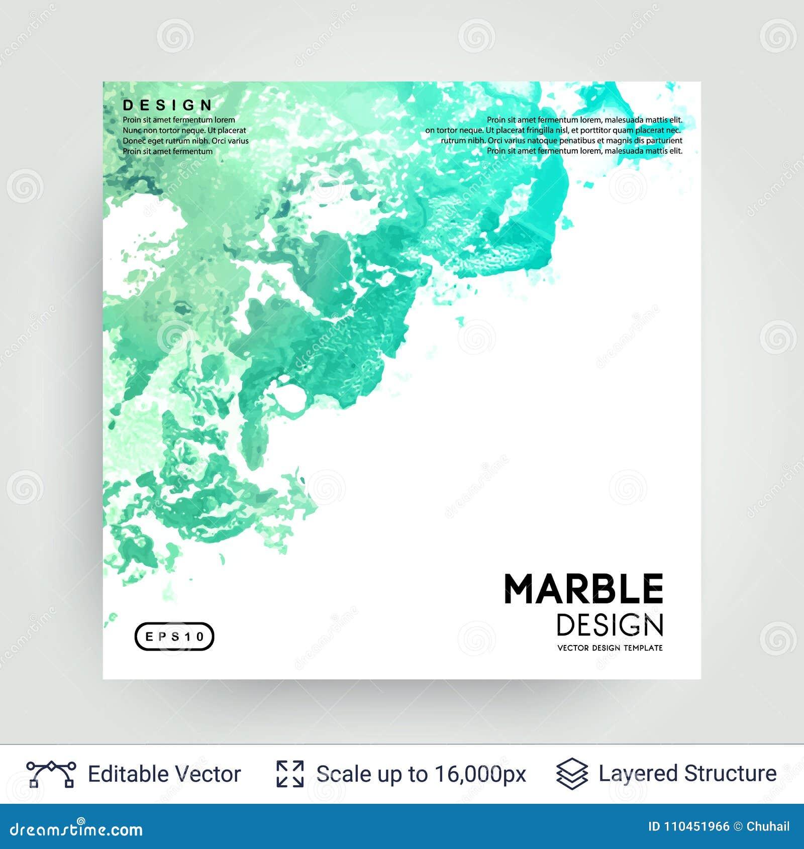 Abstrakt bakgrundsfärgpulver Marmorstil