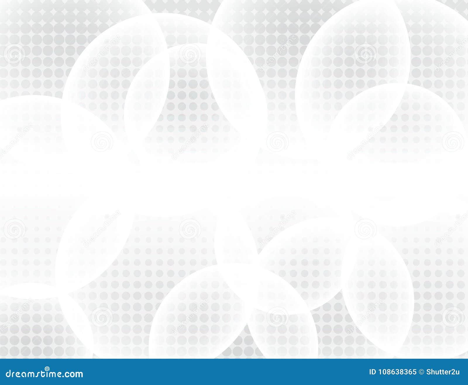 Abstrakt bakgrundsvektor för vit abstrakt gray Modern design b
