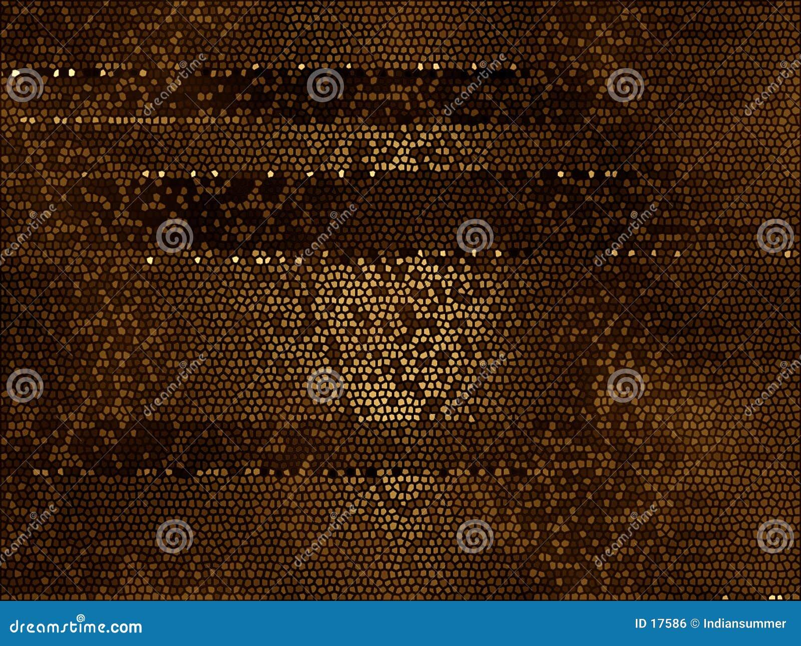 Abstrakt befläckt bakgrundsexponeringsglas