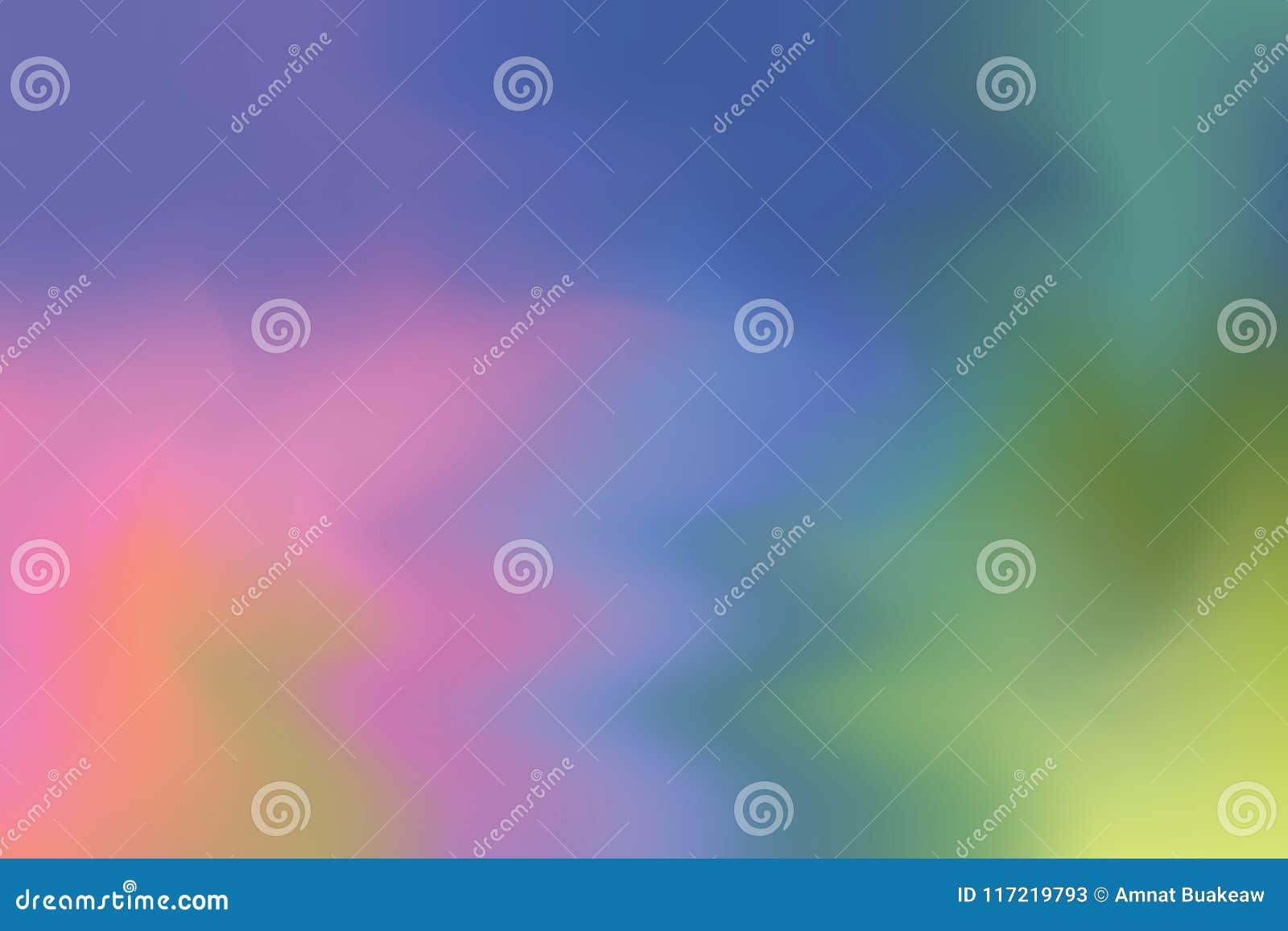 Abstrakt begrepp för pastell för konst för målning för bakgrund för blå mjuk färg för rosa färger blandat, färgrik konsttapet