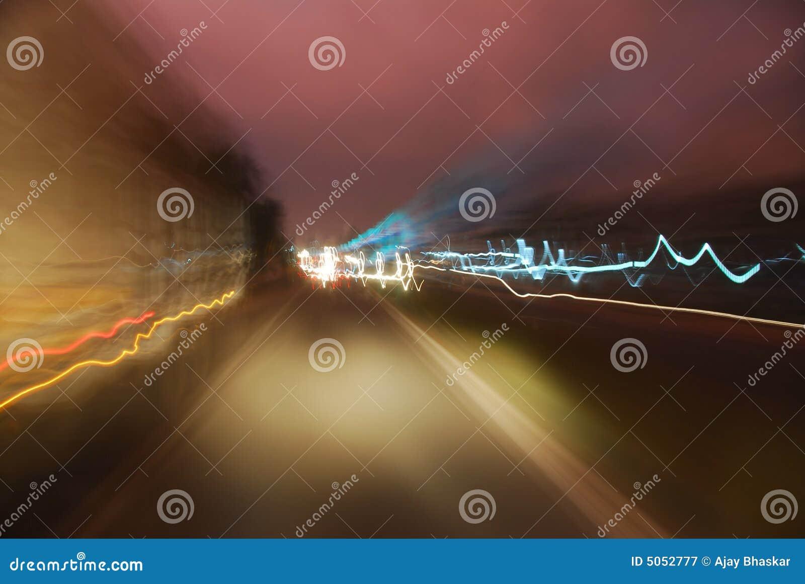 Abstrakt begrepp tänder trafik