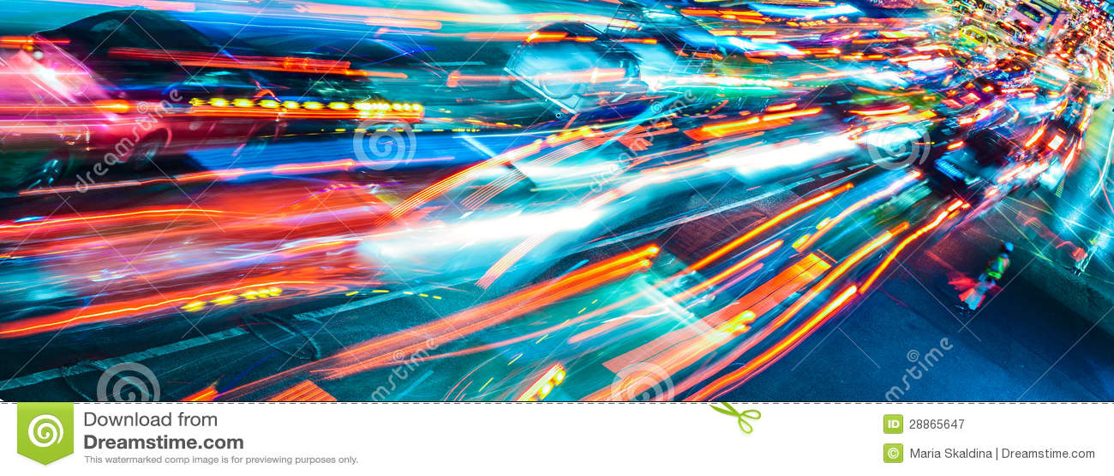 Abstrakt begrepp trafikerar