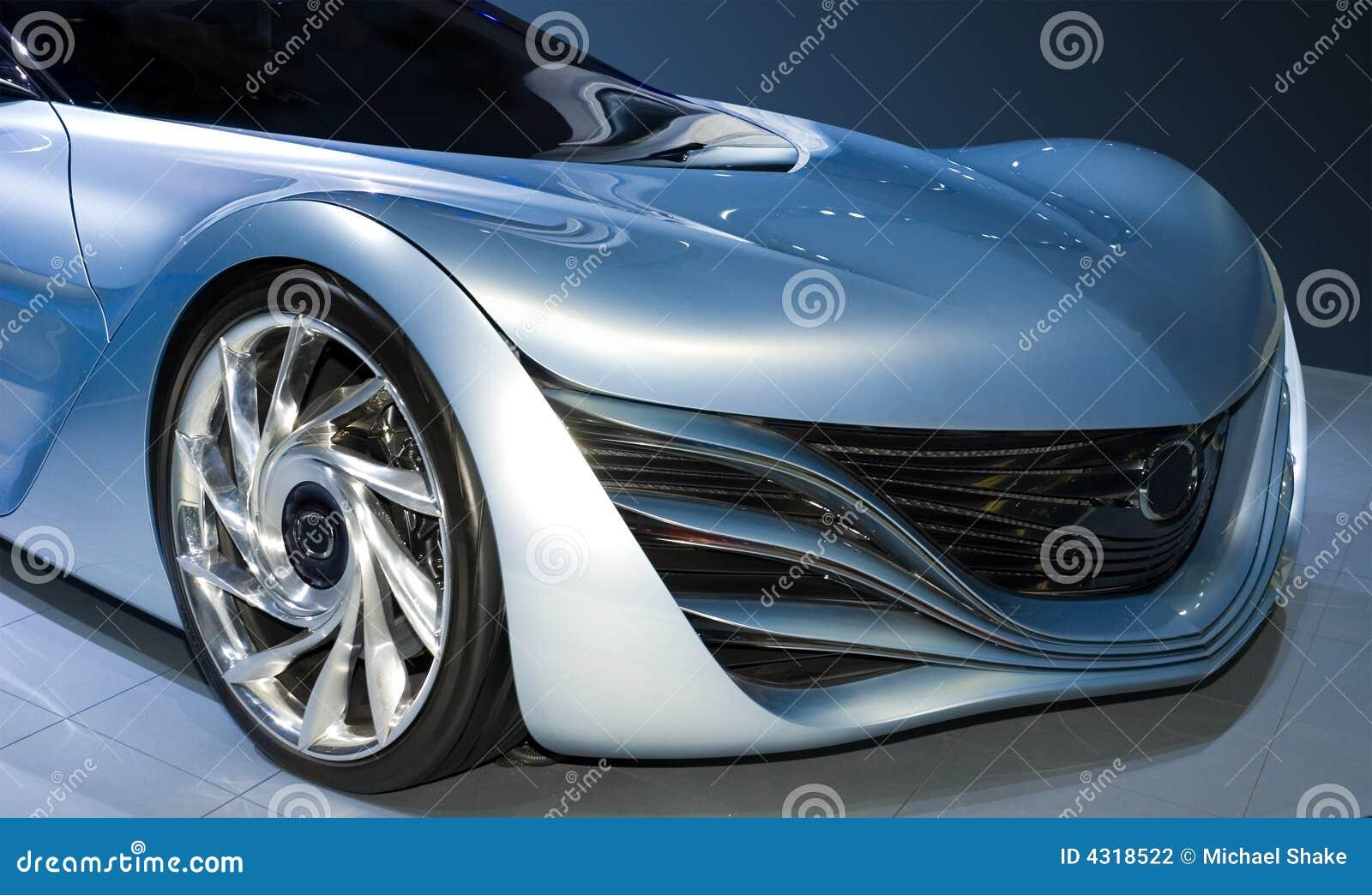 Abstrakt bil
