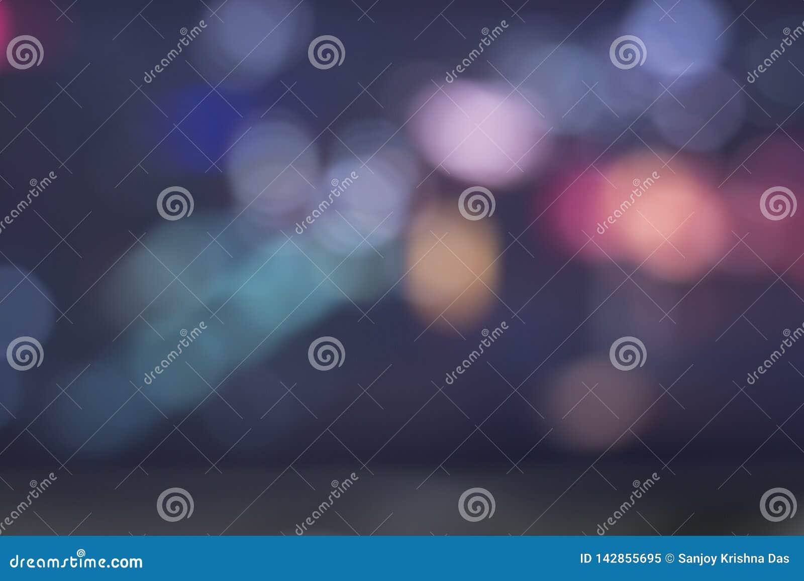 Abstrakt bild för bakgrundsBokeh effekt