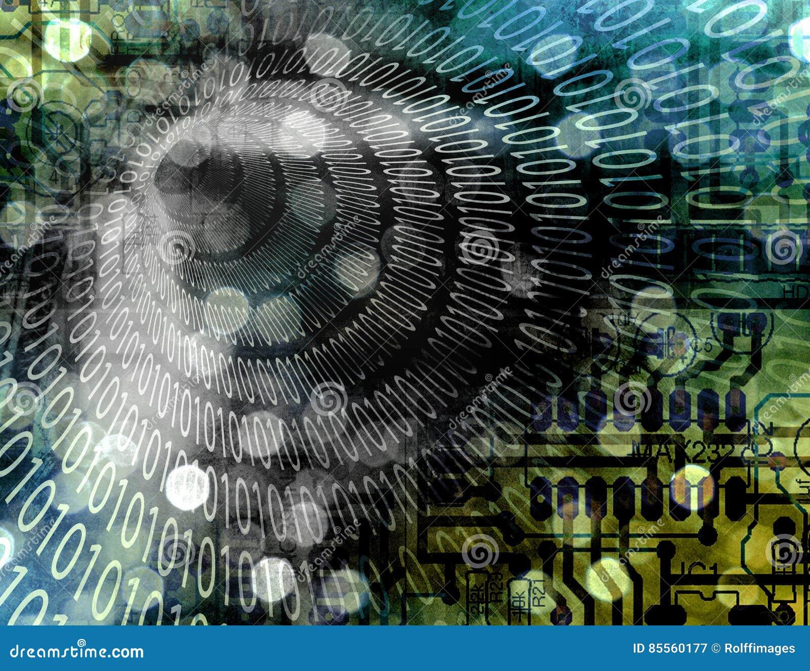 Abstrakt binary