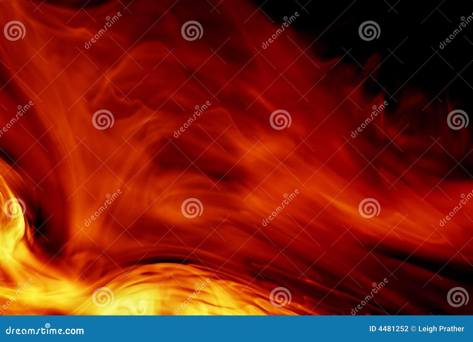 Abstrakt brand