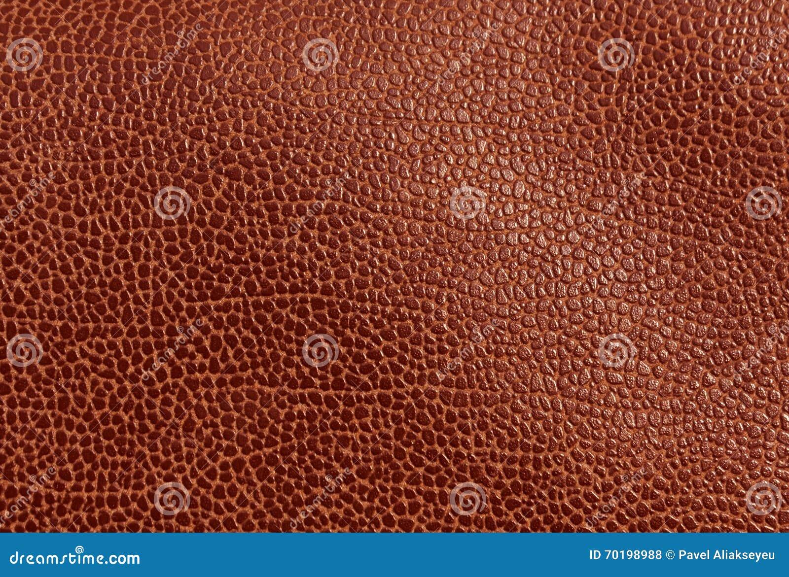 Abstrakt brun läderyttersida