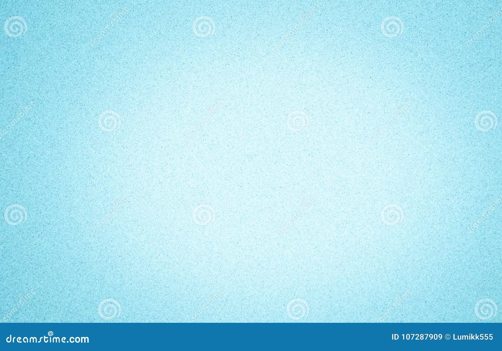 Abstrakt dekorativt ljus - blå bakgrund