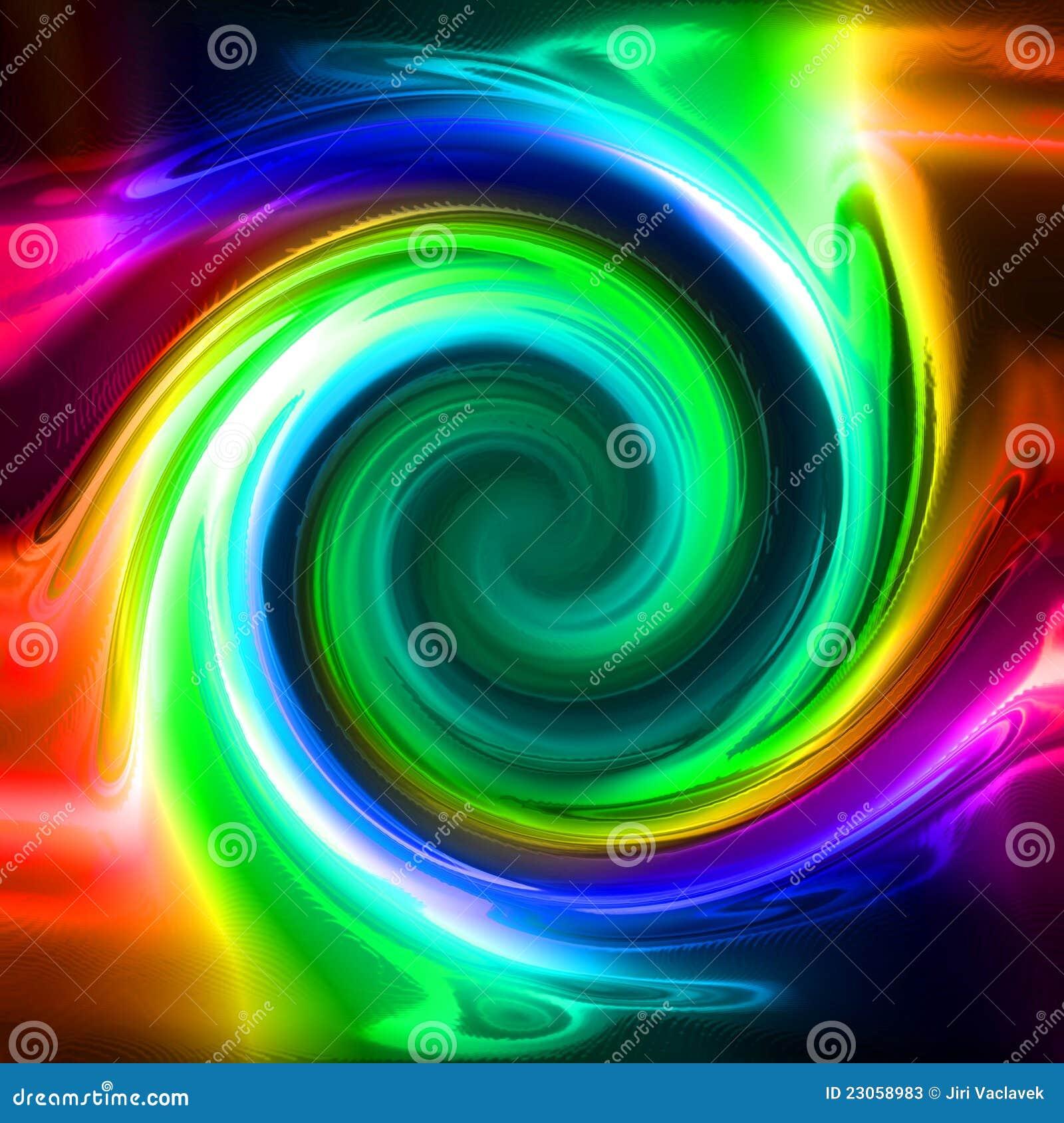Abstrakt färgbakgrund
