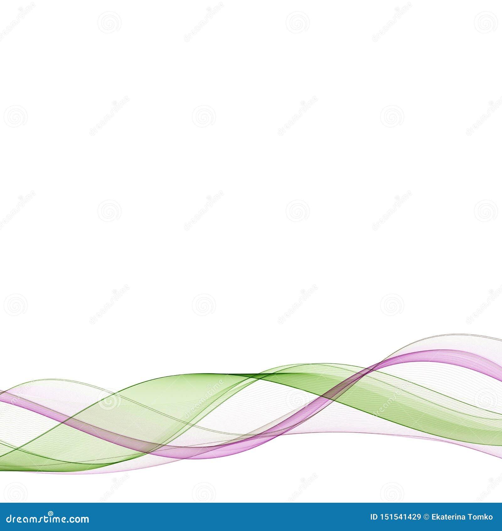 Abstrakt form för två färger på den vita epsen 10