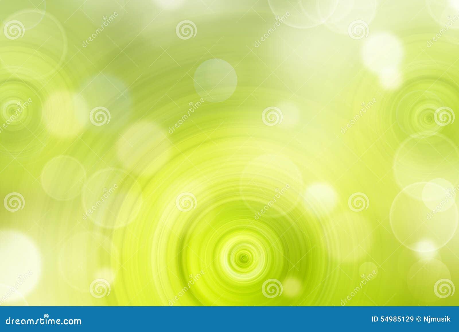 Abstrakt grön naturlig bakgrund