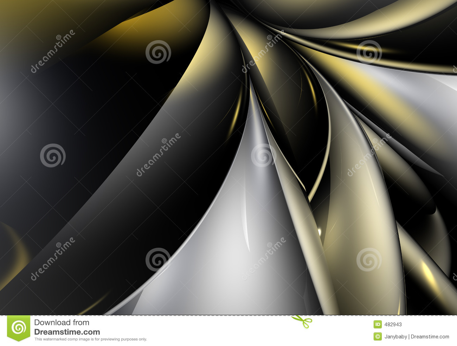 Abstrakt guldsilver för bakgrund 01
