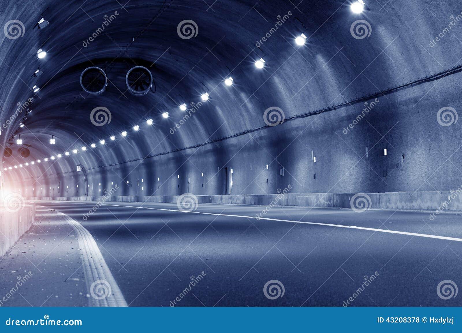 Download Abstrakt Hastighetsrörelse I Stads- Huvudvägvägtunnel Arkivfoto - Bild av rött, smutsigt: 43208378