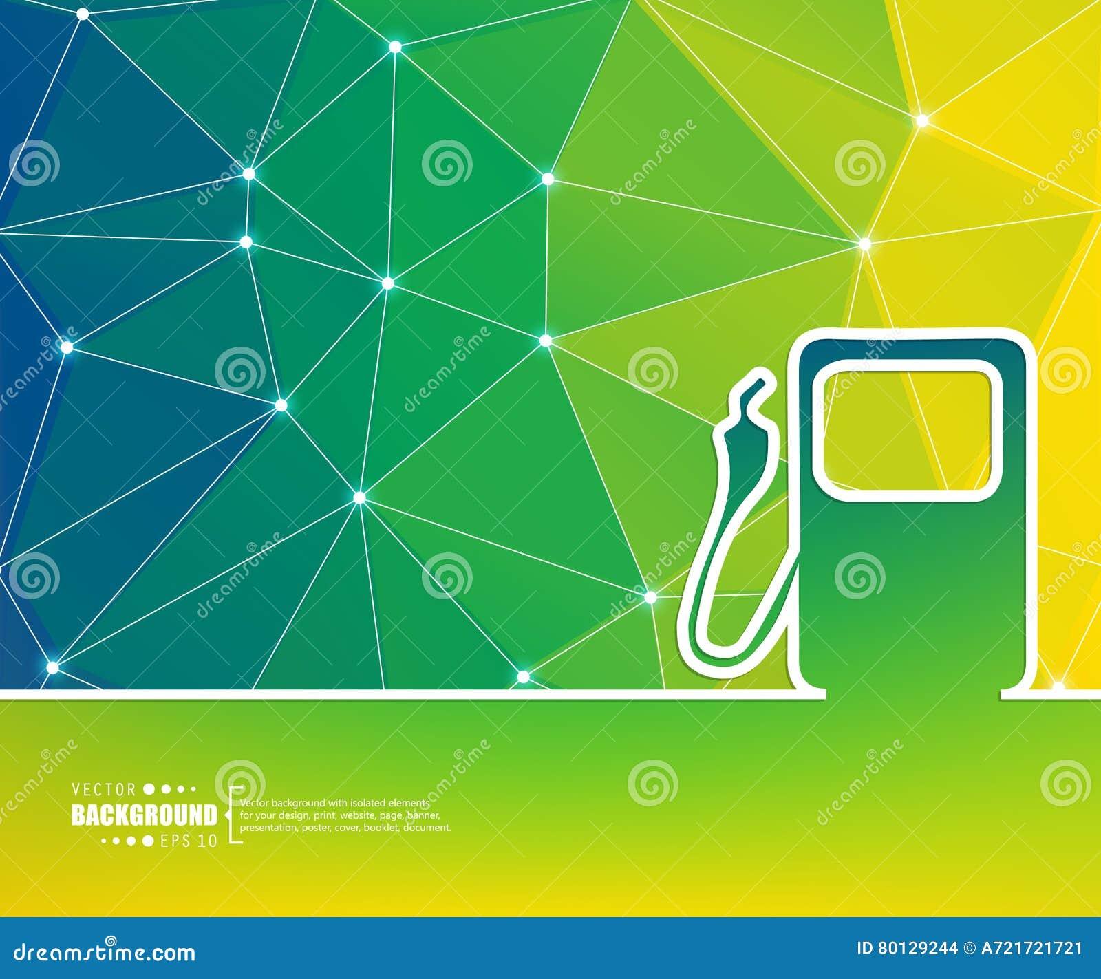Abstrakt idérik begreppsvektorbakgrund För rengöringsduk- och mobilapplikationer illustrationmalldesign, affär