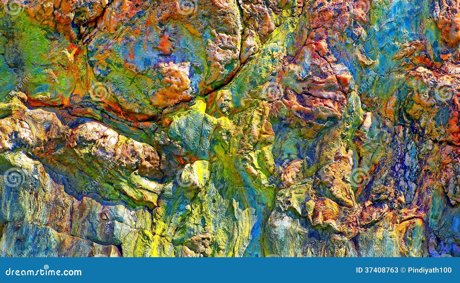 Abstrakt kamienne tekstury