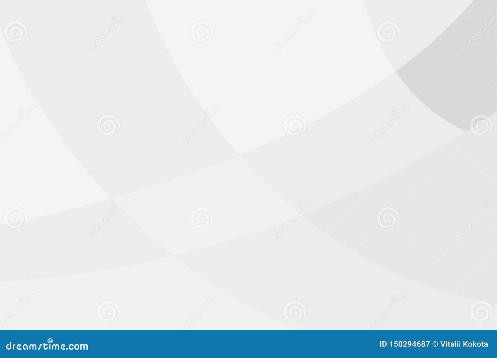Abstrakt modern bakgrund f?r vit- och gr? f?rgf?rgteknologi planl?gger vektorillustrationen