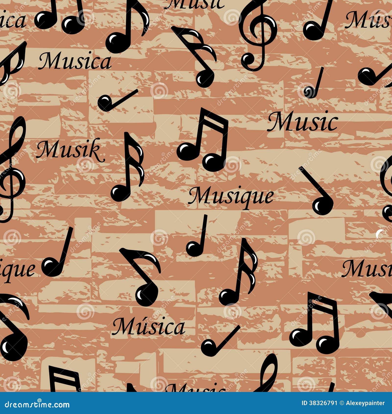 Musik Tapet