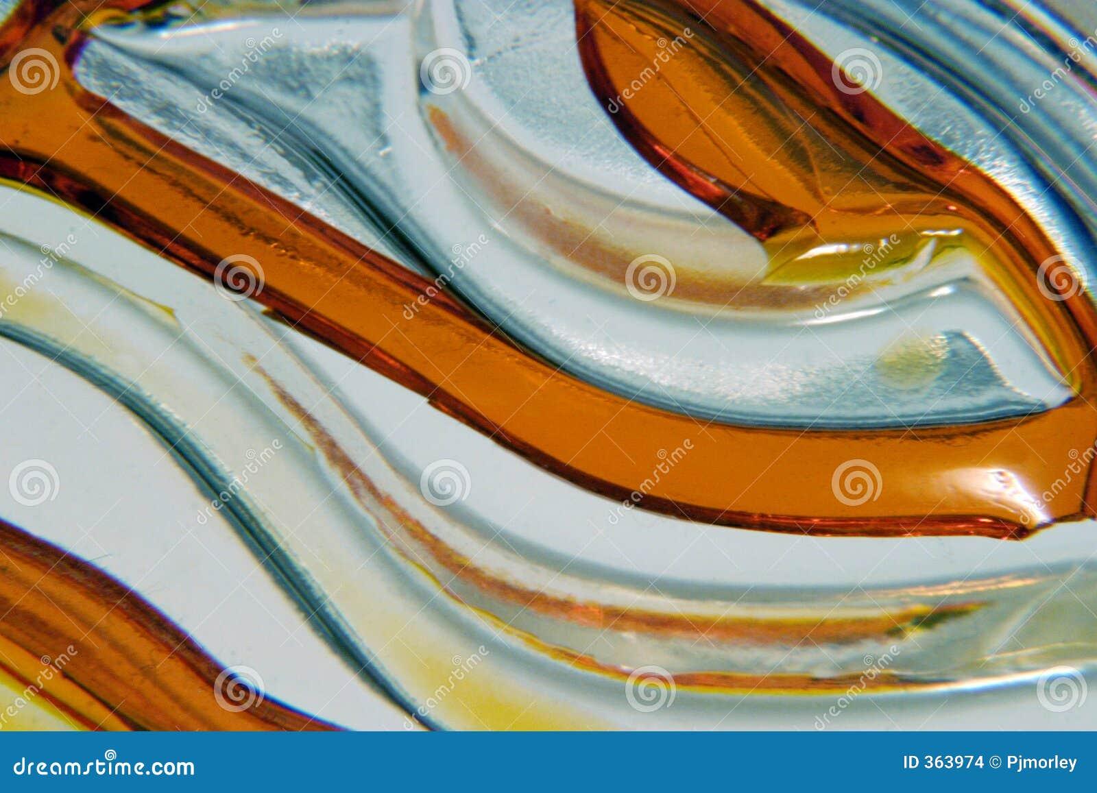 Abstrakt plast-