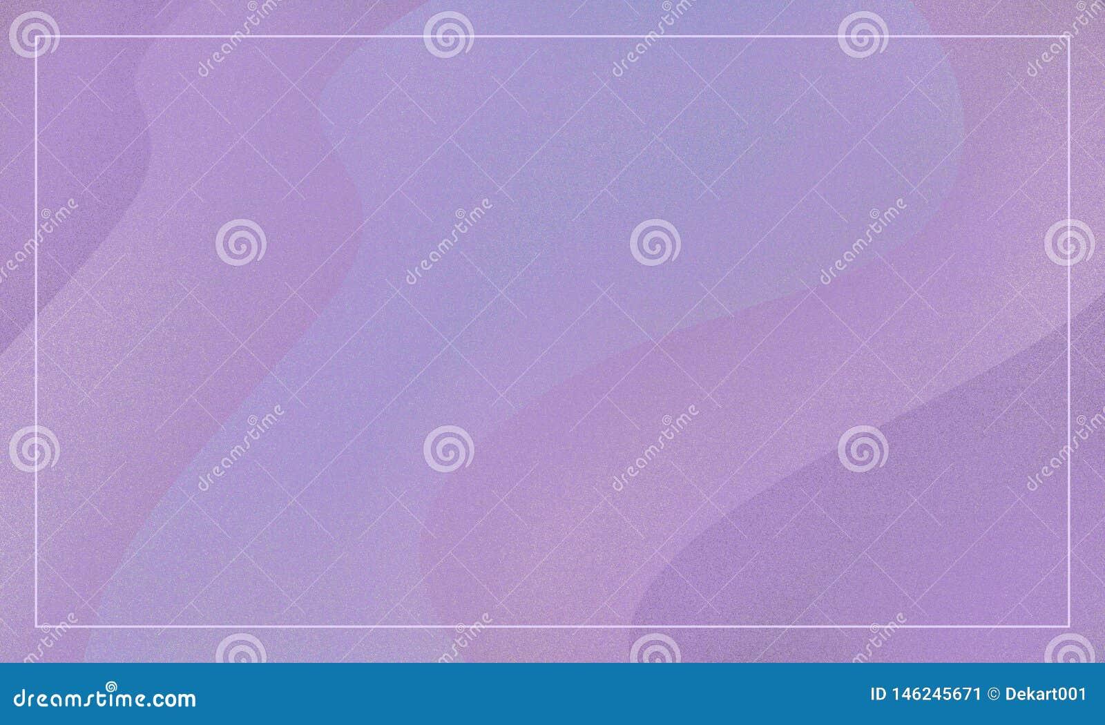 Abstrakt rosa och violett signalbakgrund med v?gor och ramen Design f?r baner