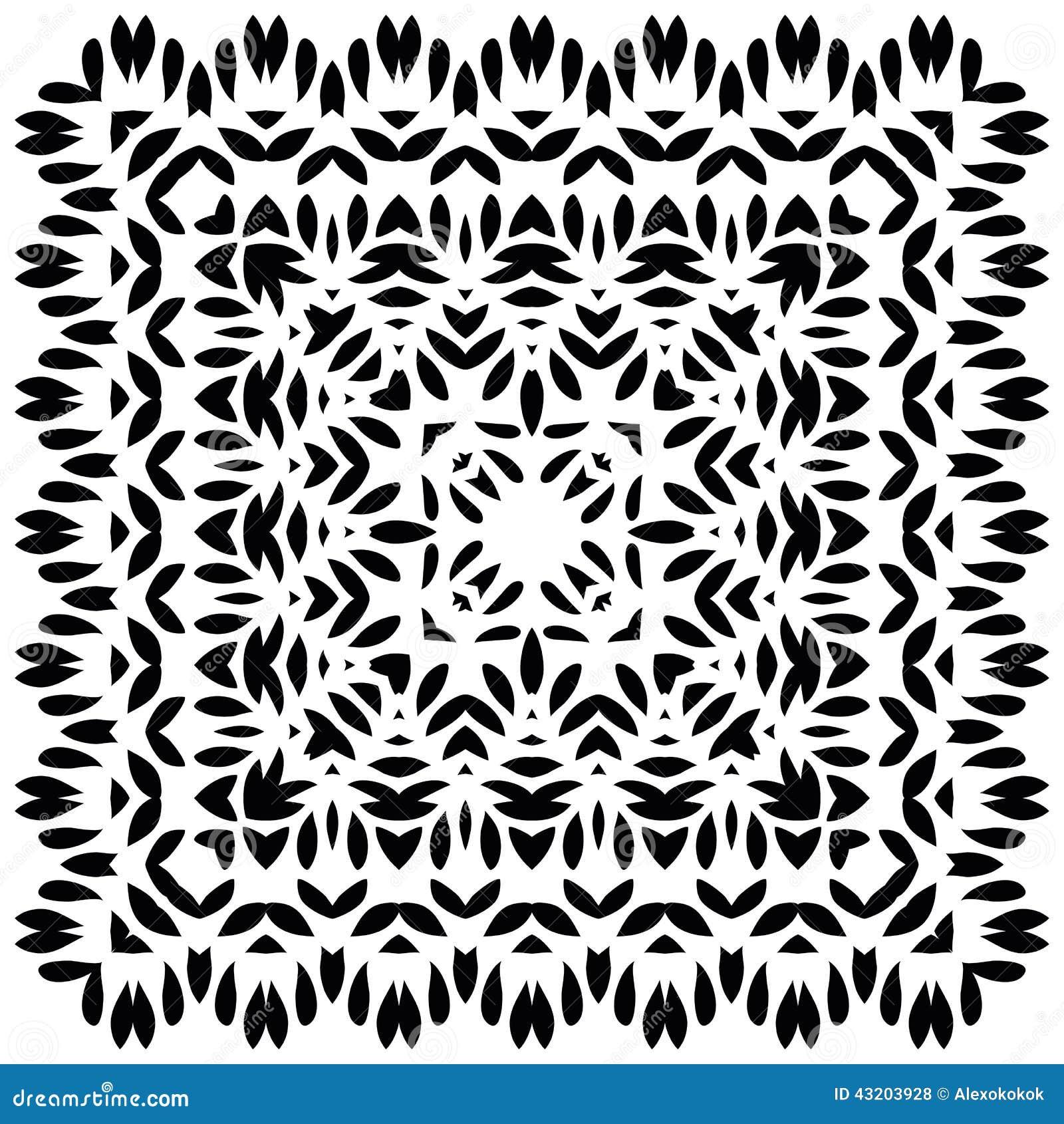 Download Abstrakt Seamless Blom- Bakgrund Vektor Illustrationer - Illustration av tecken, natur: 43203928