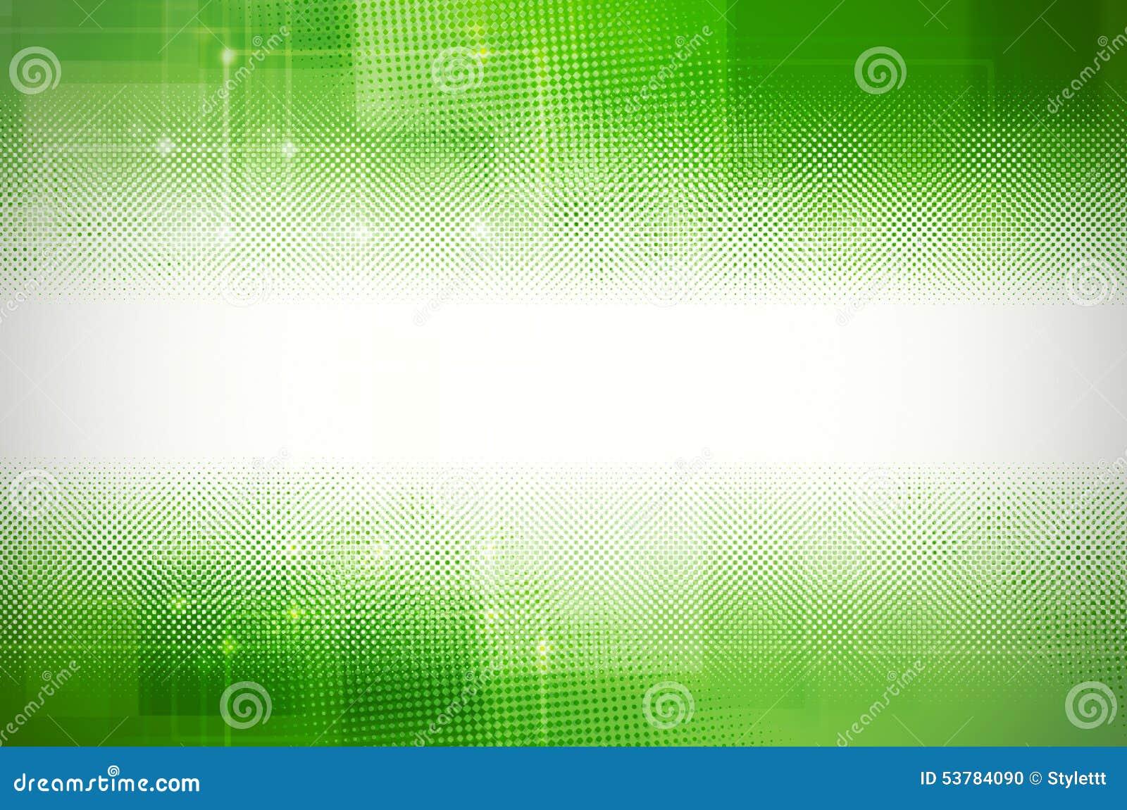 Abstrakt techniki zielony tło