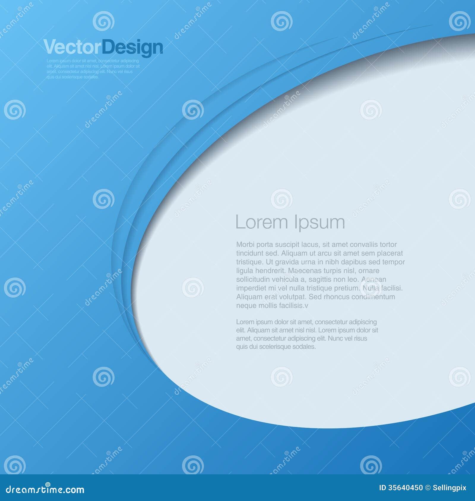 Abstrakt vektor för bakgrund. Templa för affärsdesign